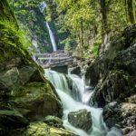 Erlebnissteig Eifersbacher Wasserfall